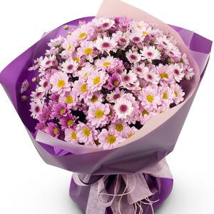 핑크소국 꽃다발(1호)